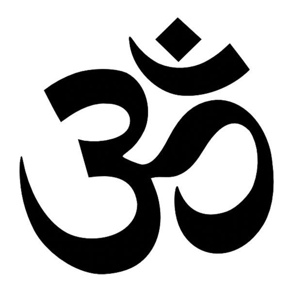 """This awesome, bold ohm symbol temporary tattoo stands for spirituality and universal spirituality. Show your beliefs or values with this great design. Size: 2"""" x 2"""" - Lasts 5-7 days even with swimming"""