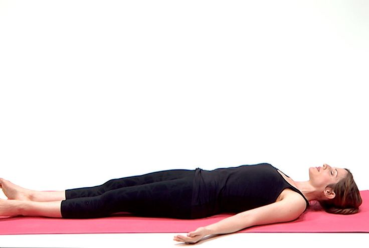 Savasana, or corpse pose, is often the last pose in a yoga class—here's how to do it, with Sarah Jackson of Lemondrop Yoga.