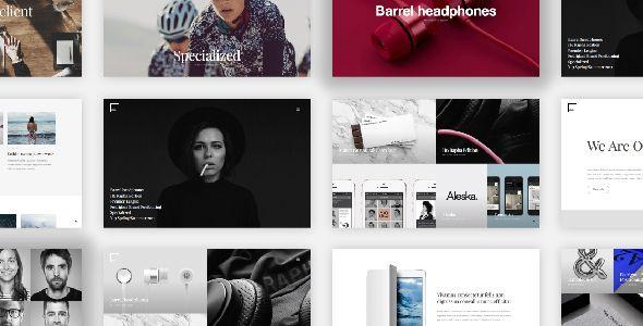 Oslo: Creative and Multi-Purpose Portfolio Theme