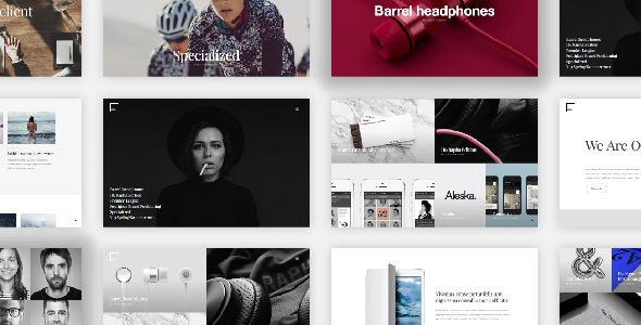 Oslo: Creative and Multi-Purpose Portfolio Theme