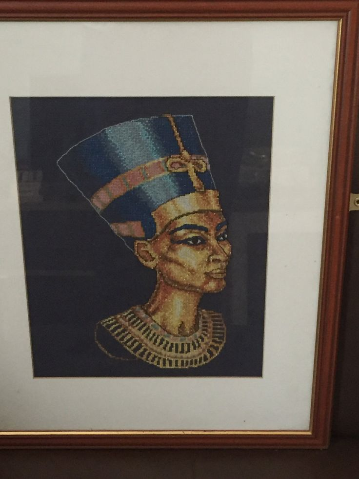 Nefertiti Death mask by DragonflycraftsWales on Etsy