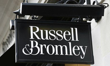 Russell & Bromley sales step up but profits slip