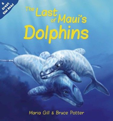 Hiriwa, a new calf, is warned by the pod of Maui's dolphins about the dangers of going near the dark shapes (fishing boats). Hiriwa heeds their warning until one day the bottom-set gillnet from a fishing trawler catches his friends. He does all he can to save them.