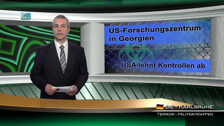 US-Forschungszentrum in Georgien – USA lehnt ab | 12.01.2017 | www.kla.t...