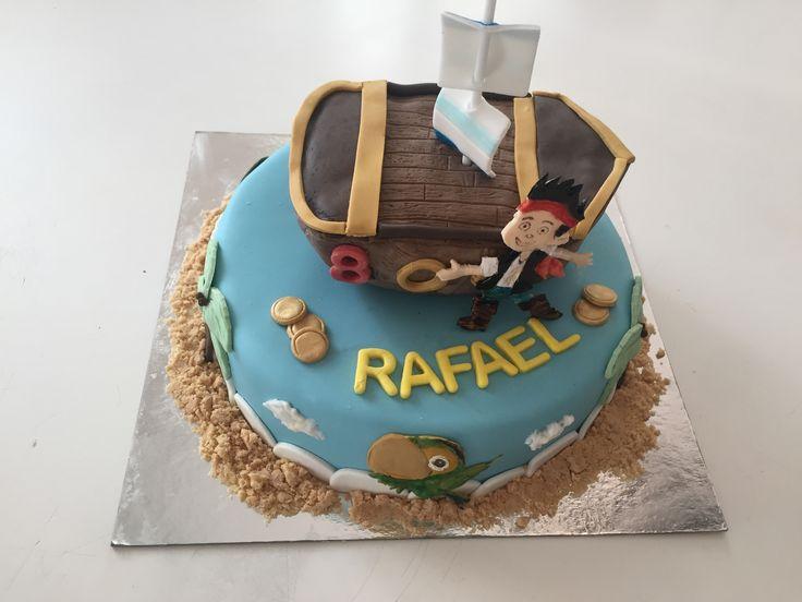 #pirate #cake