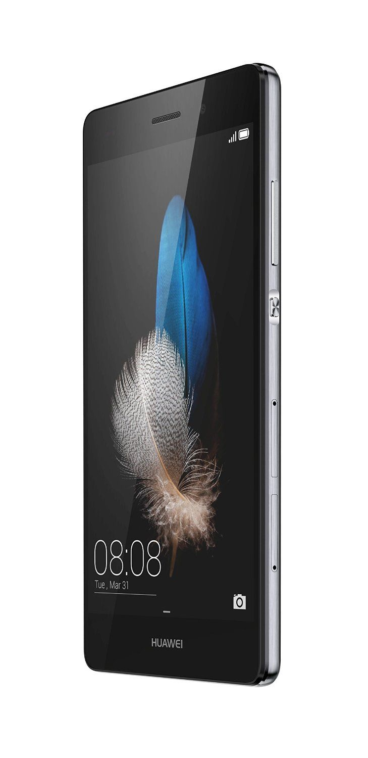 Amazon.com: Huawei P8 Lite ALE-L21 16GB Black, Dual Sim, 5-Inch, Unlocked Smartphone - International Stock, No Warranty: Cell Phones & Accessories