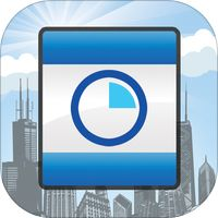Buster: The Chicago Bus & Train Tracker by Electropuf