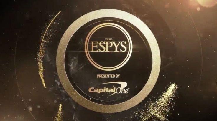 2016 ESPY Award Winners