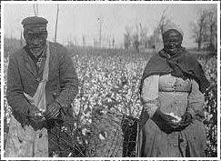 slavery around usa time frame period