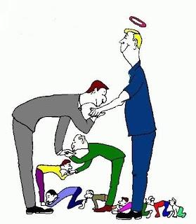 7 erros do chefe que pensa que é seu amigão   http://dahoravalealex.blogspot.com.br/2012/12/7-erros-do-chefe-que-pensa-que-e-seu.html