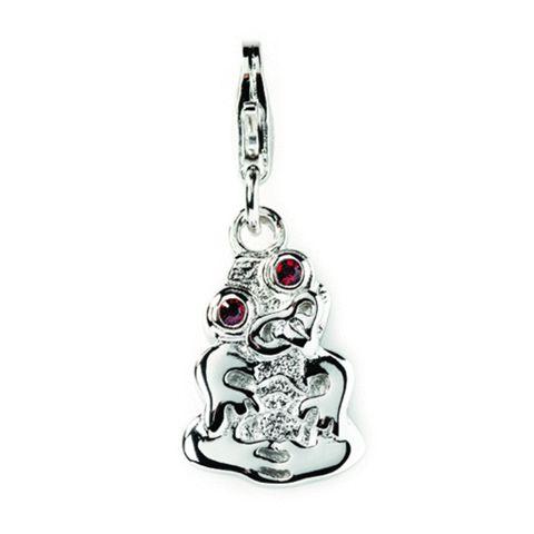 Hei Tiki Sterling Silver Charm By ZALA | Shop New Zealand