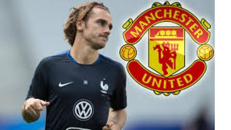 Antoine Griezmann ends Man Utd speculation by signing new Atletico Madrid contract