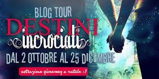 """Atelier di una Lettrice Compulsiva: Blog Tour """"Destini Incrociati"""" - 4° tappa: Amarsi ..."""