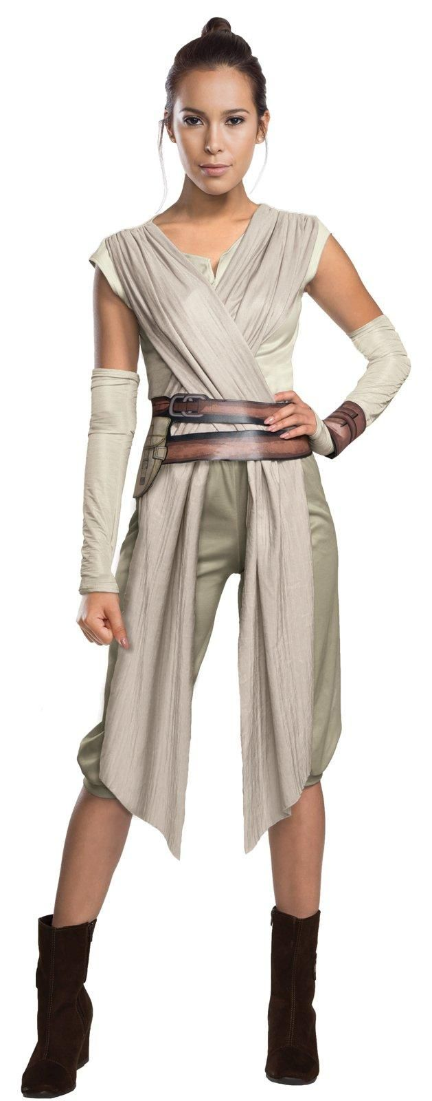 Star Wars Episode 7 - Womens Deluxe Rey Costume from Buycostumes.com