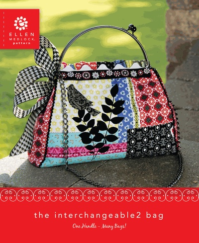 One PDF Download of the Interchangeable2 Bag Pattern