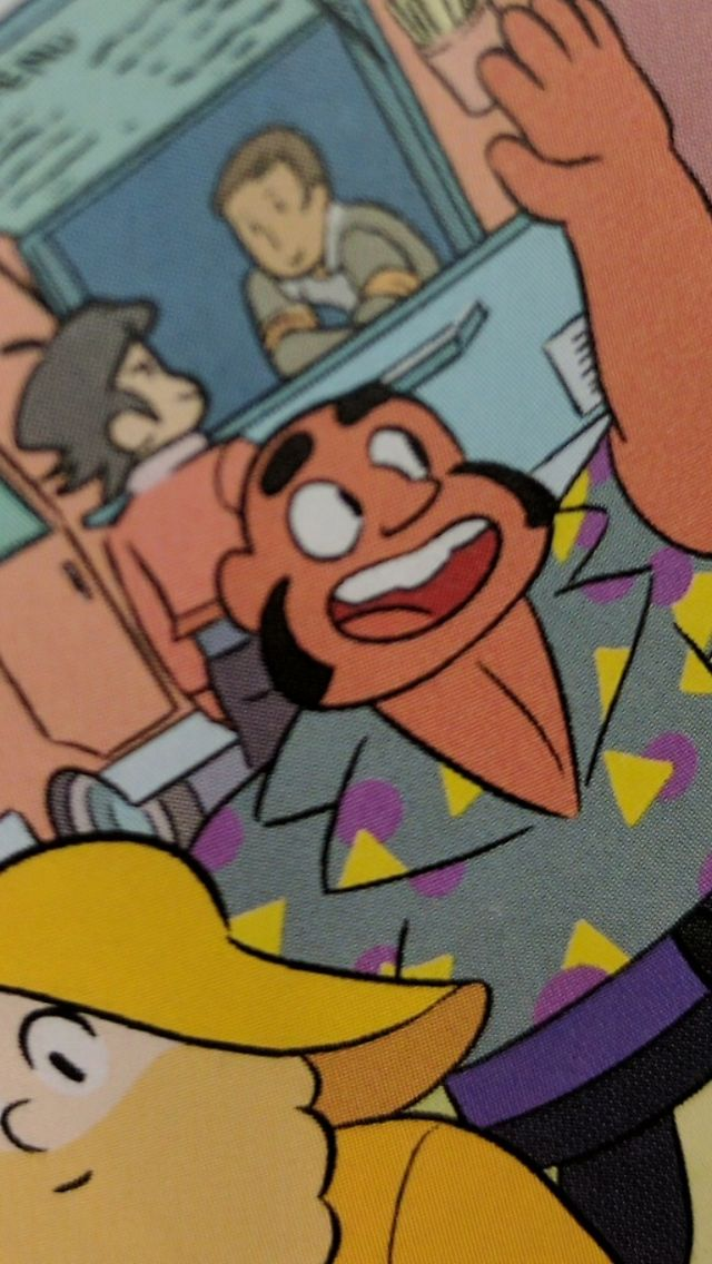 KEATH AND LANCE IN STEVEN UNIVERSE<<< SHUT YOUR MOUTH AND MESSAGE ME WITH EVIDENCE