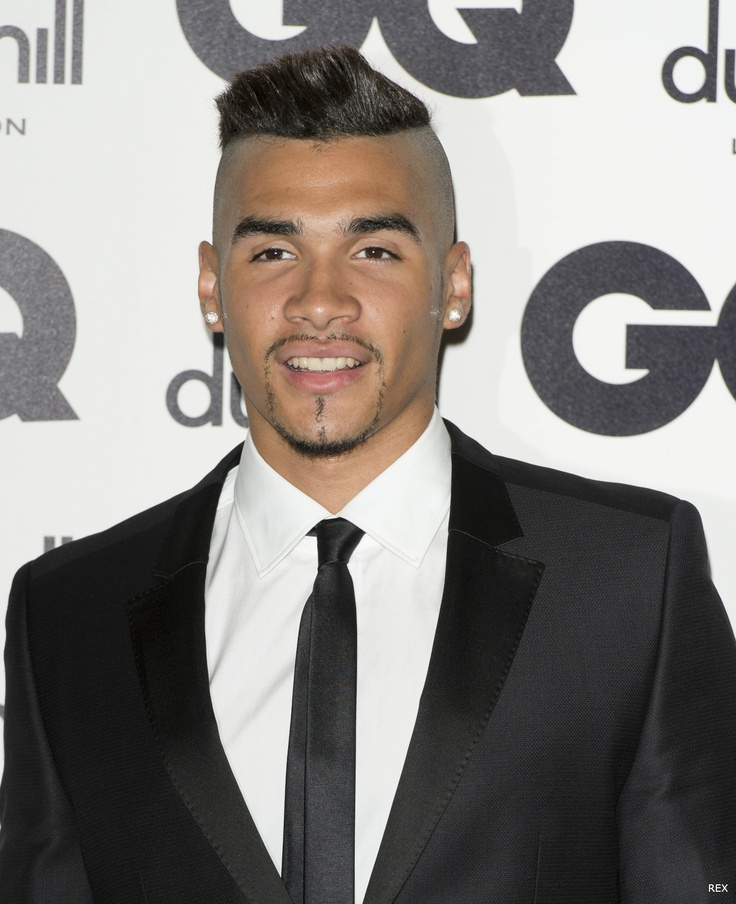 Louis Smith, the Team GB Olympic medal winning gymnast.