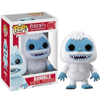 Funko POP! Holiday - Vinyl Figure - BUMBLE Rudolph the Red Nosed Reindeer