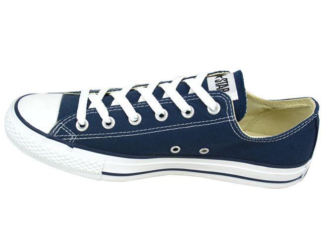 blue converse shoes for men