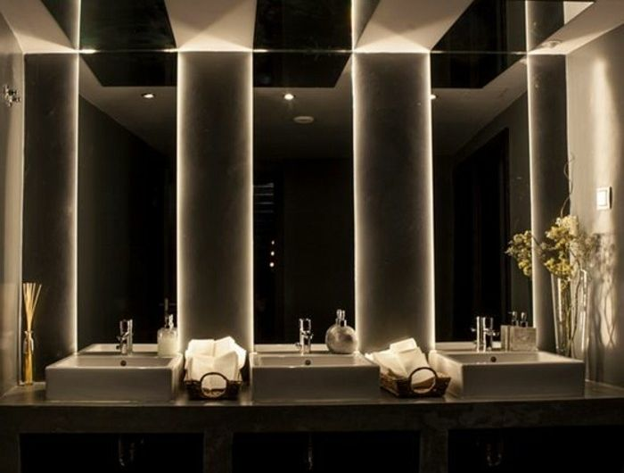 Spiegel badezimmer ~ Spiegel badezimmer beleuchtet die besten beleuchteter