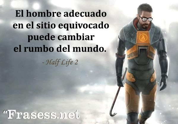 60 FRASES de VIDEOJUEGOS - Famosas, Épicas, para Reflexionar The Elder Scrolls, Bioshock, Baseball Cards, Sports, Epic Quotes, Words, Video Game Quotes, Hope Quotes, Hard Work