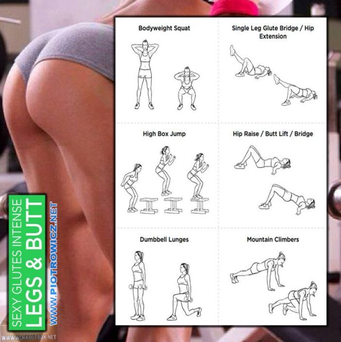 Leg Butt Workout 95