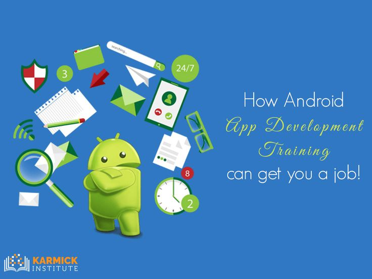 How Android #AppDevelopment Training can get you a job! Get the answer here - http://ht.ly/wxjk30dCFQt #Career