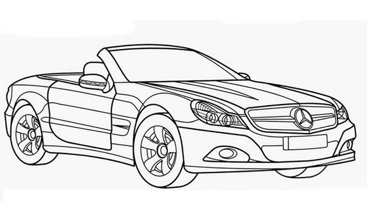 Ausmalbilder Mercedes 463 Malvorlage Autos Ausmalbilder ...