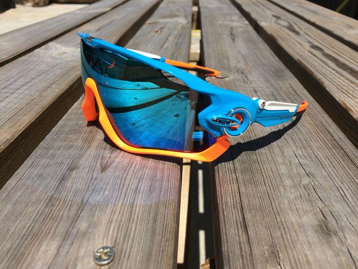 Oakley Custom Jawbreaker