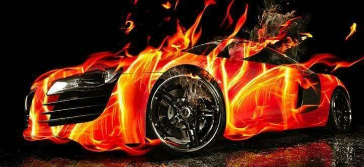 THIS CAR IS ON FIRE !!!!! Bugatti Veyron   Matthy   Pinterest   Bugatti  Veyron