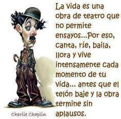 .Charlie Chaplin