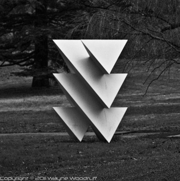 'Black Forest' - Creator: Robinson Fredenthal (American, 1940 - 2009) Photo: Wayne Woodruff 2011