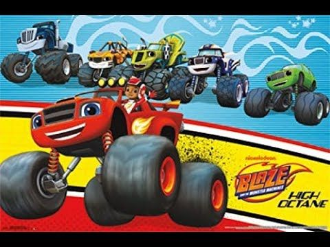 Blaze and The Monster Machines - High Speed Adventures - Game Online for Kids Blaze and The Monster Machines - High Speed Adventures - Game Online for Kids https://youtu.be/ulsfyeA7pPg The show focuses on Blaze an orange monster truck and his young but smart driver AJ. They live in a world that involves many living monster trucks including their truck friends Starla Stripes Zeg and Darington. Another friend of theirs is a girl named Gabby who is a mechanic who can fix anything. Each episode…