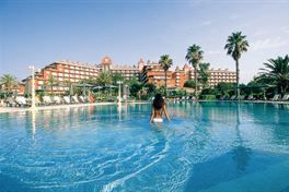Goedkope zonvakantie naar Turkije, Hotel IC Santai Family Resort