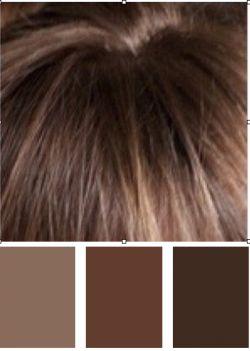 Kom tot leven met de kleuren die je hebt. In je haar zitten een paar van je beste neutrale kleuren. #neutralekleur #kleurenanalyse #haarkleur
