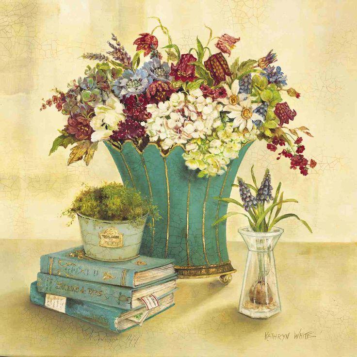 Hydrangea Blossoms (Kathryn White)