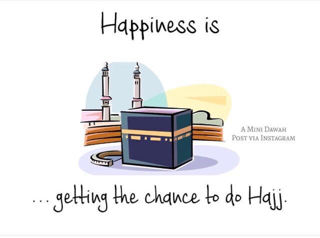 In shaa Allah. Hajj.