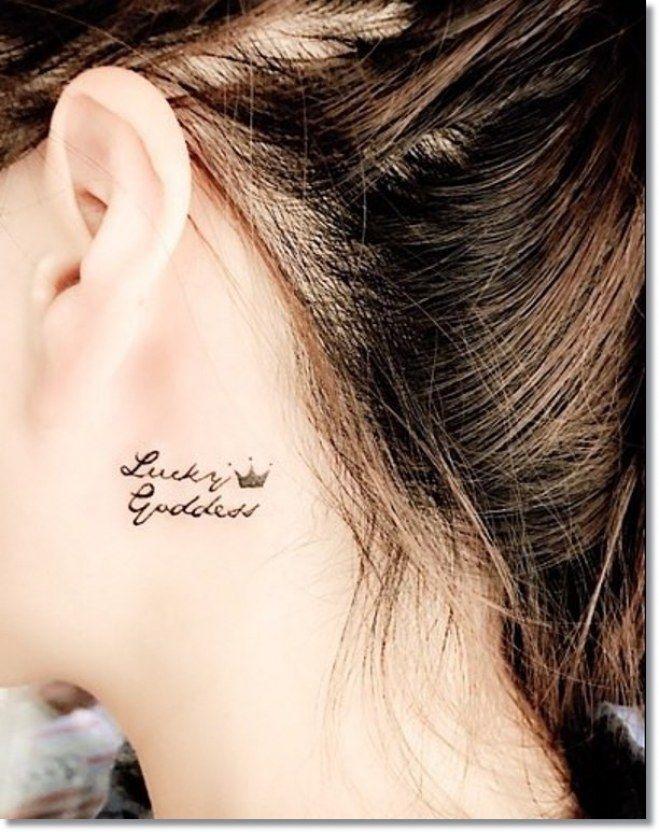¡God save the Queen! 60 #tatuajes de coronas dignos de la realeza #Tatoo #tatuaje