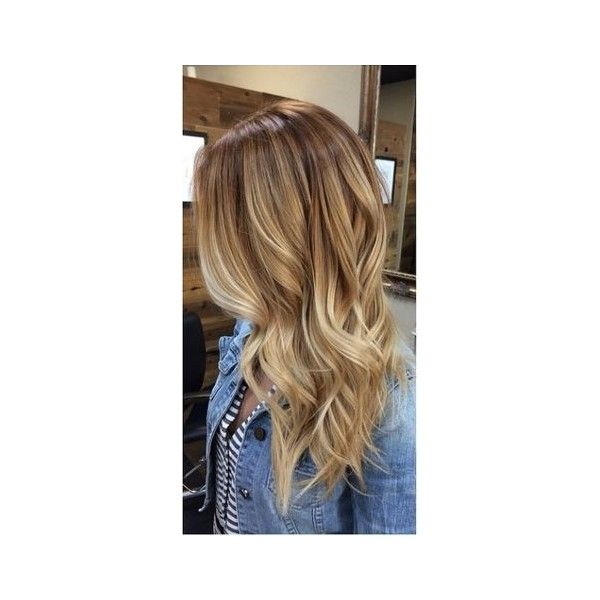27 Exciting Hair Colour Ideas for 2015 Radical Root Colours Cool New... ❤ liked on Polyvore