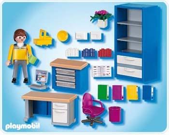 Το Γραφείο των Playmobil