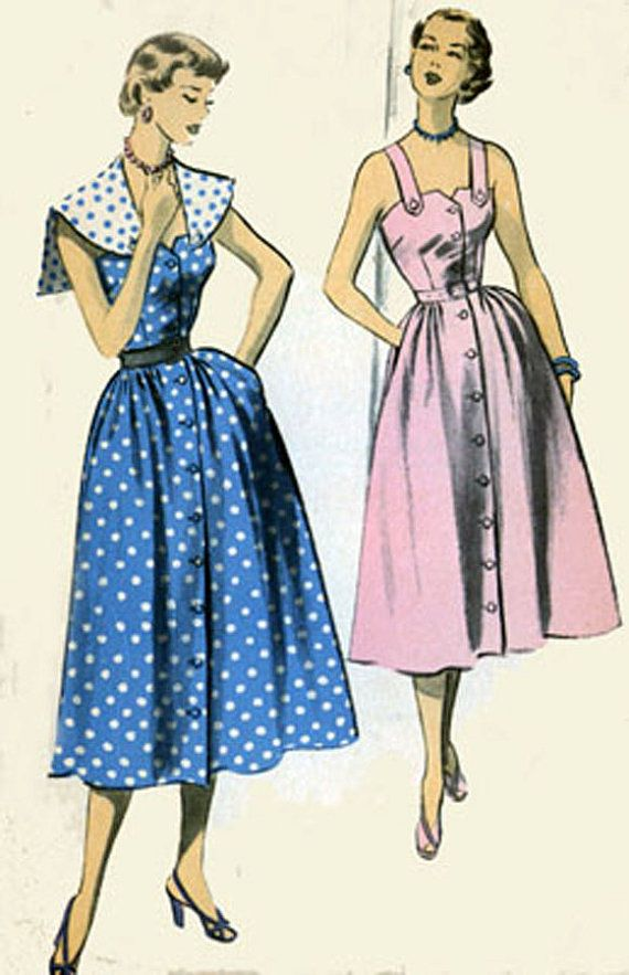 The 13 best sailor dress images on Pinterest | Sailor dress, Vintage ...