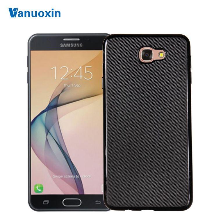 Phone cases 5.0For Coque Samsung Galaxy J5 Prime Case For Fundas Samsung J5 Prime SM-G570F Carbon fiber Soft case cover #Affiliate