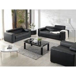 25 Best Ideas About Black Leather Sofas On Pinterest Couch Living Room Brown