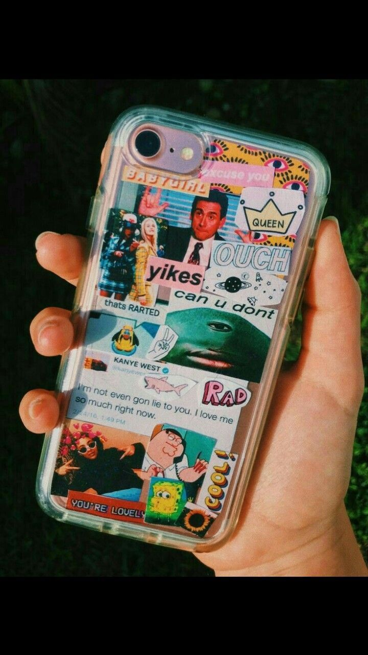 Office and mobile phone cases :)) – #Cases #office #phone #stickered – Mobile phone cases