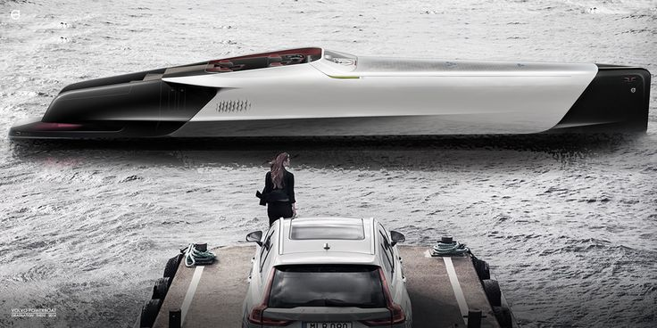 VOLVO U.L.L.A Power Boat VOVLO Cars Collaboration with VOLVO Penta leads to the birth of a whole new product. Volvo Cars are setting the automotive design standards at a very remarkable rate. Having a sister company who excels in manufacturing the best …