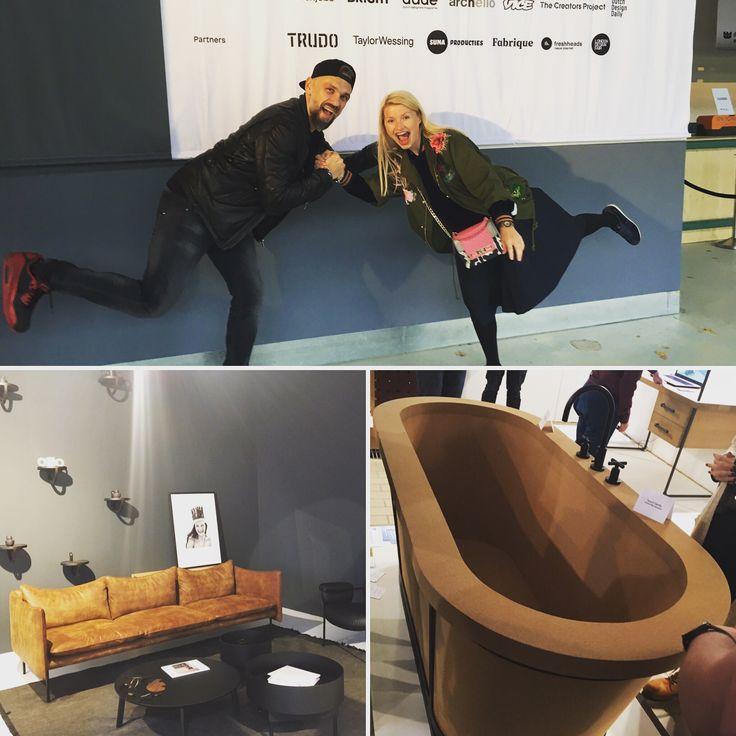 A tu Dutch Design Week 2016 🇳🇱Dziękujemy za towarzystwo i wycieczkę po mieście Studio Projektowemu MOOI ✨✨✨  #dutchdesignweek #studioprojektowemooi