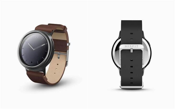 The Misfit Phase is a solid analog smartwatch and an example of Misfit's fashion-first approach to fitness trackers.  The phase is a classic hybrid smartwatch that tracks distance, steps, calories, and sleep. It has smart features like text and app notifications. You can also use it to wirelessly control music, your phone's camera, or smarthome devices.
