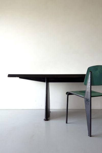 'Trapèze' Table / Jean Prouvé, 1954