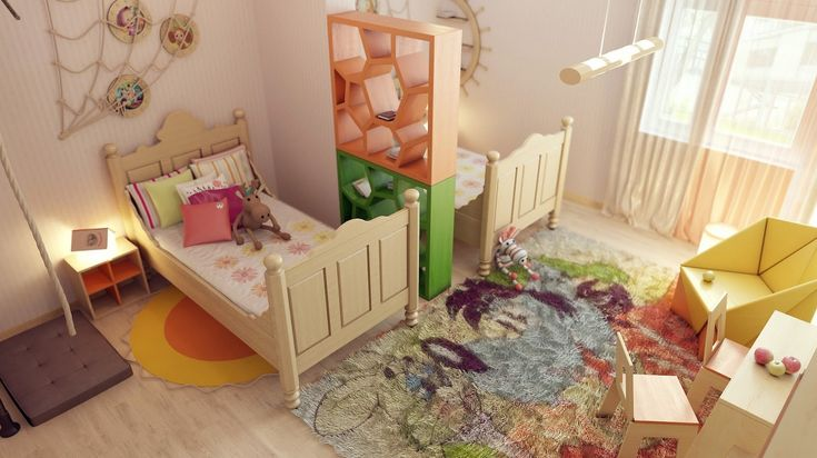 shared bedroom clever kid spaces pinterest child room bedroom