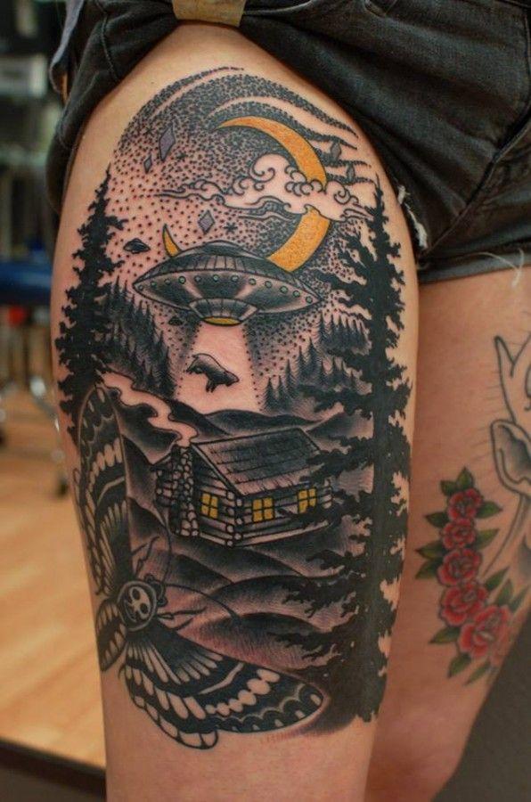 Small X Files Tattoo: 26 Best X-Files Tattoos Images On Pinterest